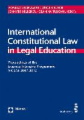 International Constitutional Law in Legal Education