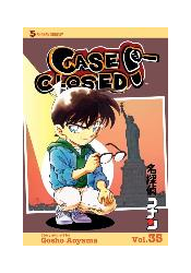 Case Closed, Vol. 35