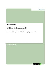 40 Jahre Dr. Sommer & Co